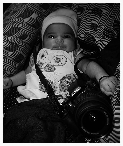 Nerjis Asif Shakir 2 Month Old by firoze shakir photographerno1