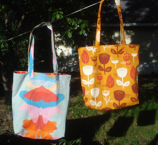 Tote Bags for Bridesmaids
