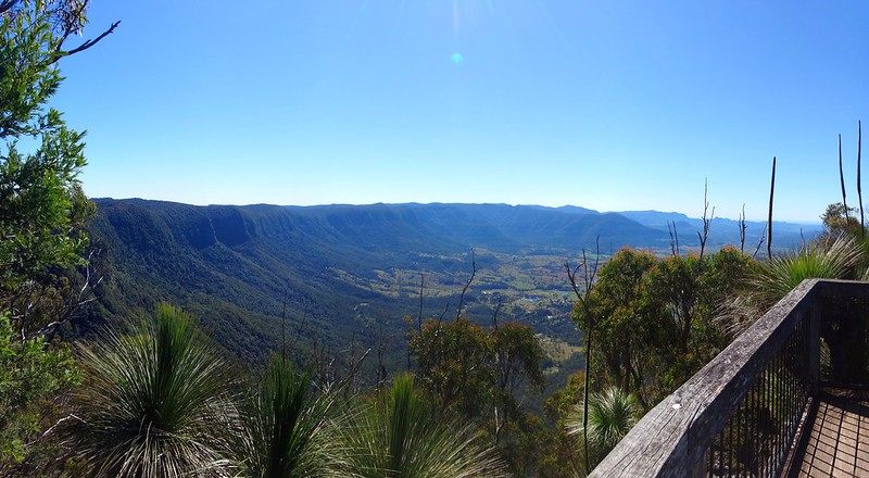 """""""The Pinnacle"""" Lookout, Border Ranges NP"""