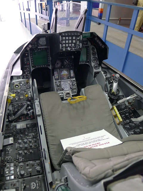 F-16 Cockpit Procedures Trainer