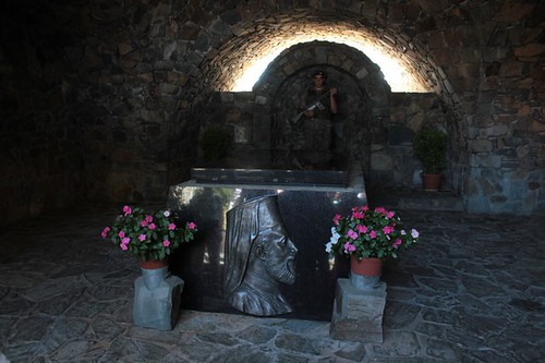 La tomba di Makario