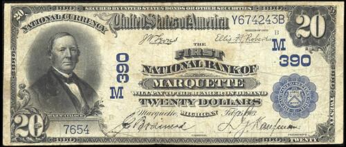 1 Kaufman Marquette $20