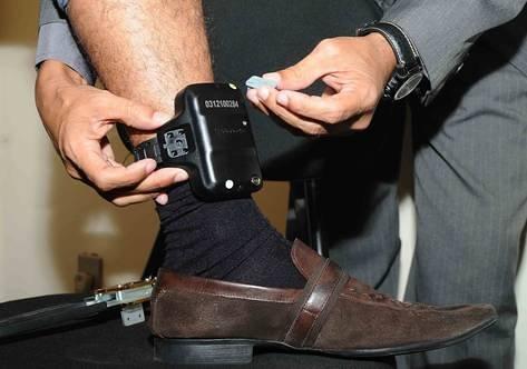Tornozeleira eletrônica contribuiu para efetividade das medidas protetivas em MG