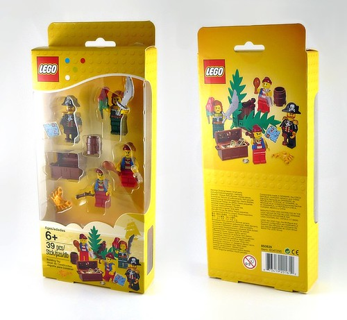 LEGO 850839 Classic Pirate Set 02