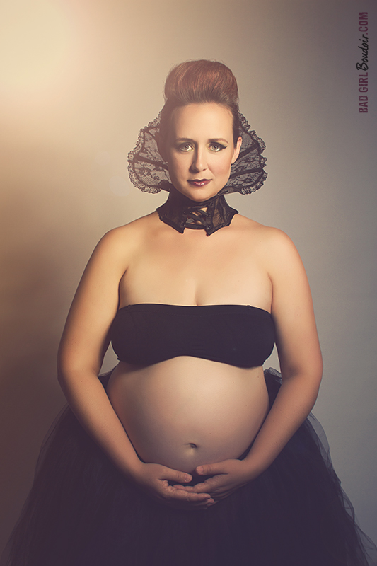 Avant-Garde Maternity Photography