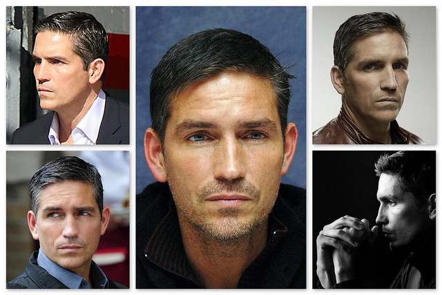 Jim Caviezel - Real Life Comparisons