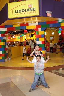 Image of Legoland Discovery Centre. birthday party toronto lego center vaughn mills discovery legoland