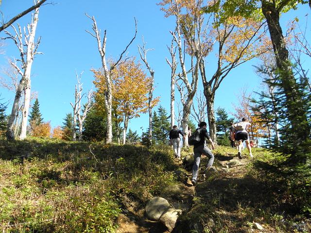 Výšlap na Mt. Tremblant