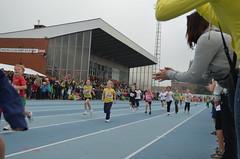 Pierkesloop 2013 2e ljr meisjes