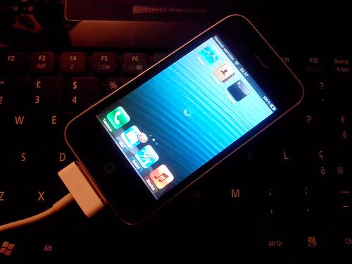 Stupido iPhone... by Ylbert Durishti