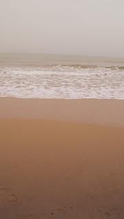 Image of Haeundae Beach (해운대해수욕장) Haeundae Beach near Haeundae-gu. sea haeundae