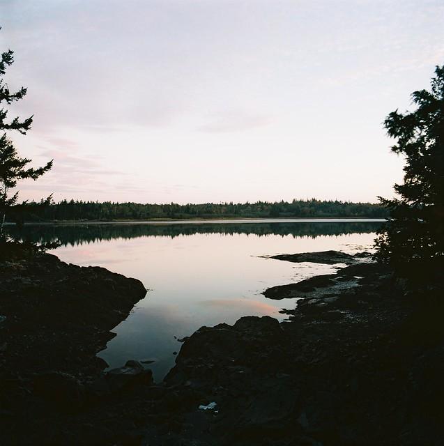 Mill Pond.