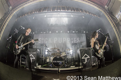 Sick Puppies – 10-18-13 – The Connect Tour, Saint Andrews Hall, Detroit, MI