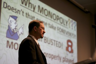 "Tim Vandenberg - Monopoly Academy: Winning the ""Game"" of No Child Left Behind"