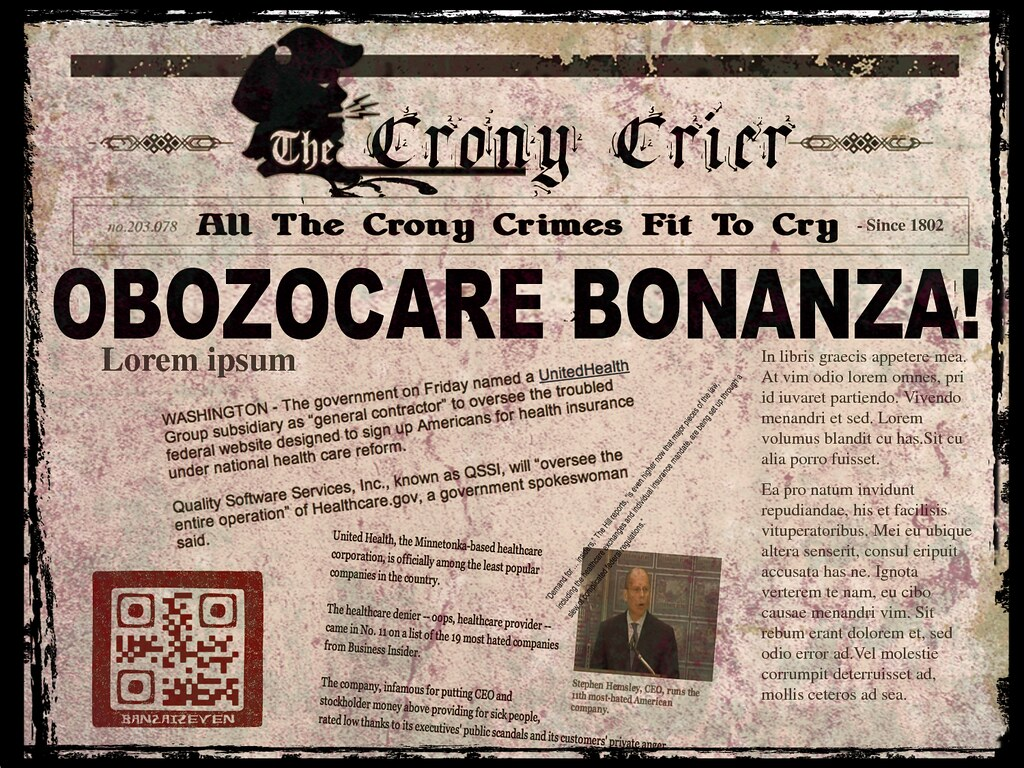 THE CRONY CRIER2