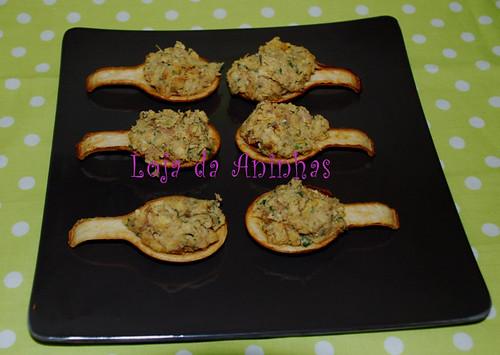 Entradas - paté de alheira by Cozinha das Festas