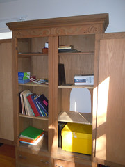 shelving(0.0), bed(0.0), bunk bed(0.0), desk(0.0), shelf(1.0), furniture(1.0), room(1.0), cupboard(1.0), wardrobe(1.0), cabinetry(1.0),