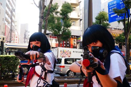 Kawasaki Halloween Parade 2013 41