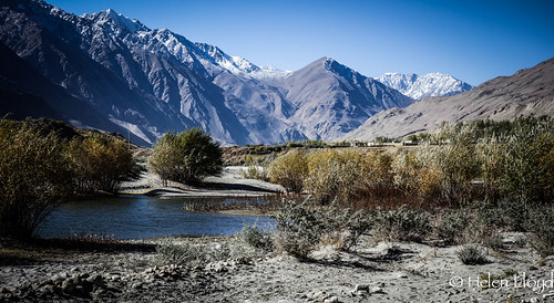 Wakhan Valley village