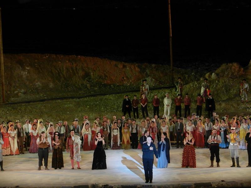 Масада Оперный фестиваль
