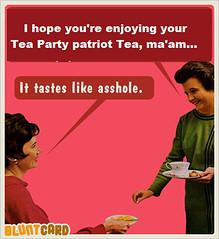 Tea Bagger patriot