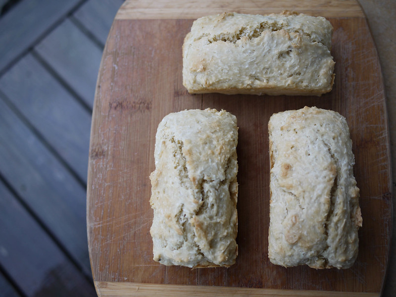 Tongan Coconut Bread