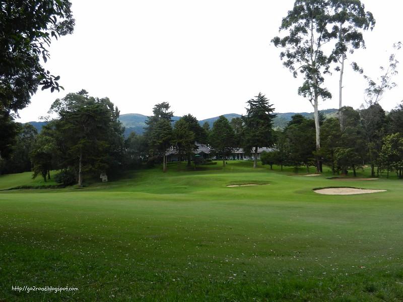 Поле для гольфа, Нувара Элия