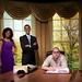 Barak Obama & Michelle Obama