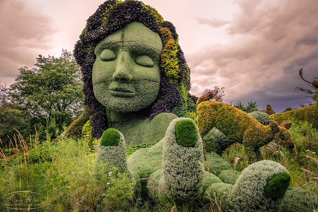 Mosaïcultures Internationales de Montréal 2013