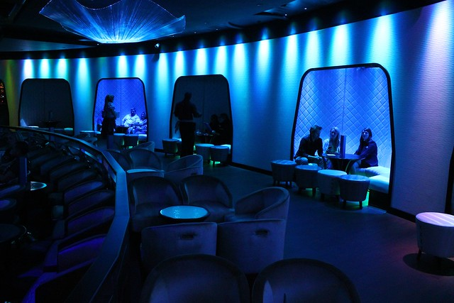 After Hours clubs on the Disney Magic