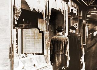 Kristallnacht Aftermath