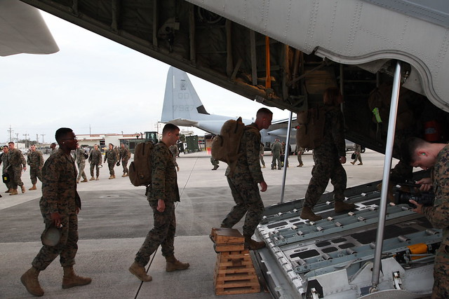 3rd MEB to provide humanitarian response to Philippines