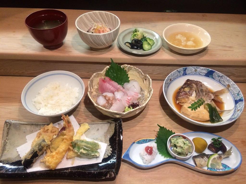 おまかせ料理-ご飯