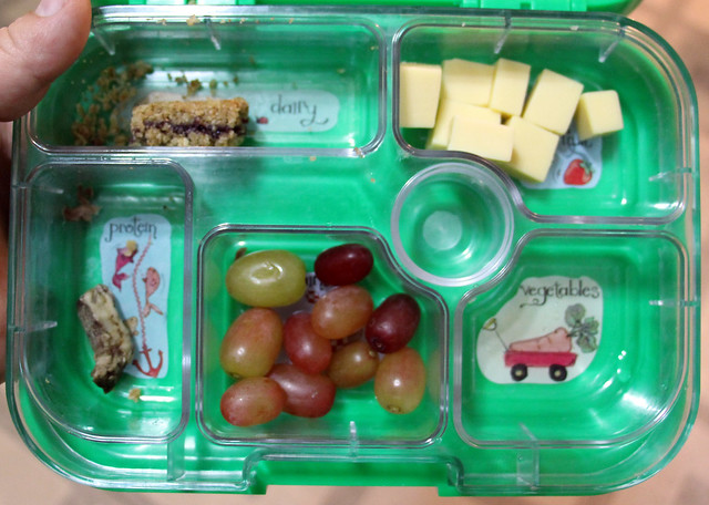 4th Grader Yumbox #824: after