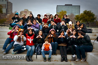 Echelon Chile July Meeting 2013