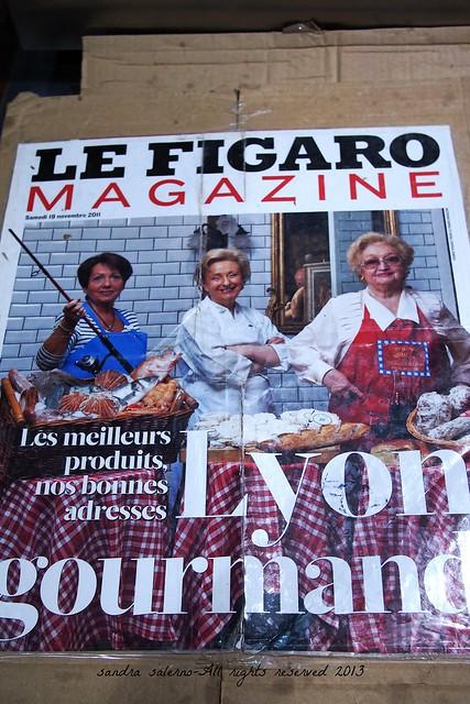 Lyon Gourmand Le Figaro