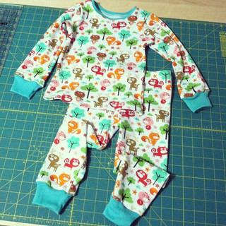 Call Ajaire KCW Fall alex and anna pjs