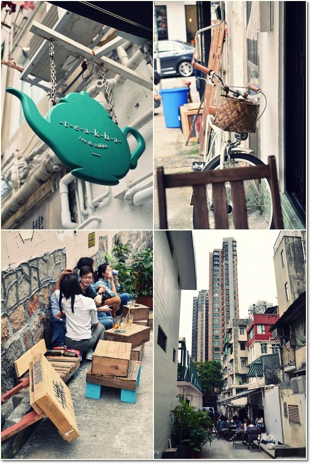 Teakha Cafe @ Sheung Wan