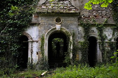 Abandoned Building in Ornolac-Ussat-les-Bains II