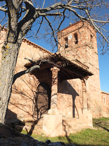 Iglesia de la Natividad - Vista general