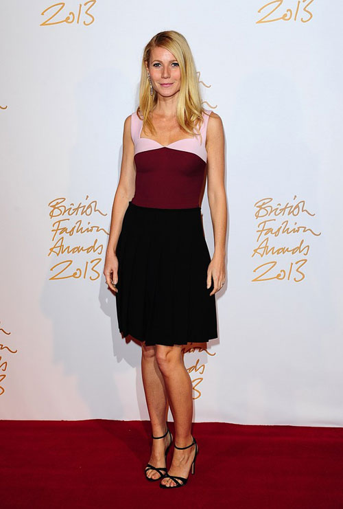 british-fashion-awards-Gwyneth-Paltrow