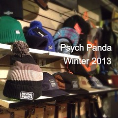 Psycho Panda Winter Collection! Available now at Magic Bullet Skateboard Shop!!! PsychoPandaStreetwear.com #ppstwr #streetwear #style #fashion #skateboarding #skate #luxury #lovewhatyoudo #official #diy #dmv #gogetit #swag #beanie #showtime #love #exclusi