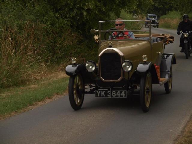 Humber Tourer - 1923