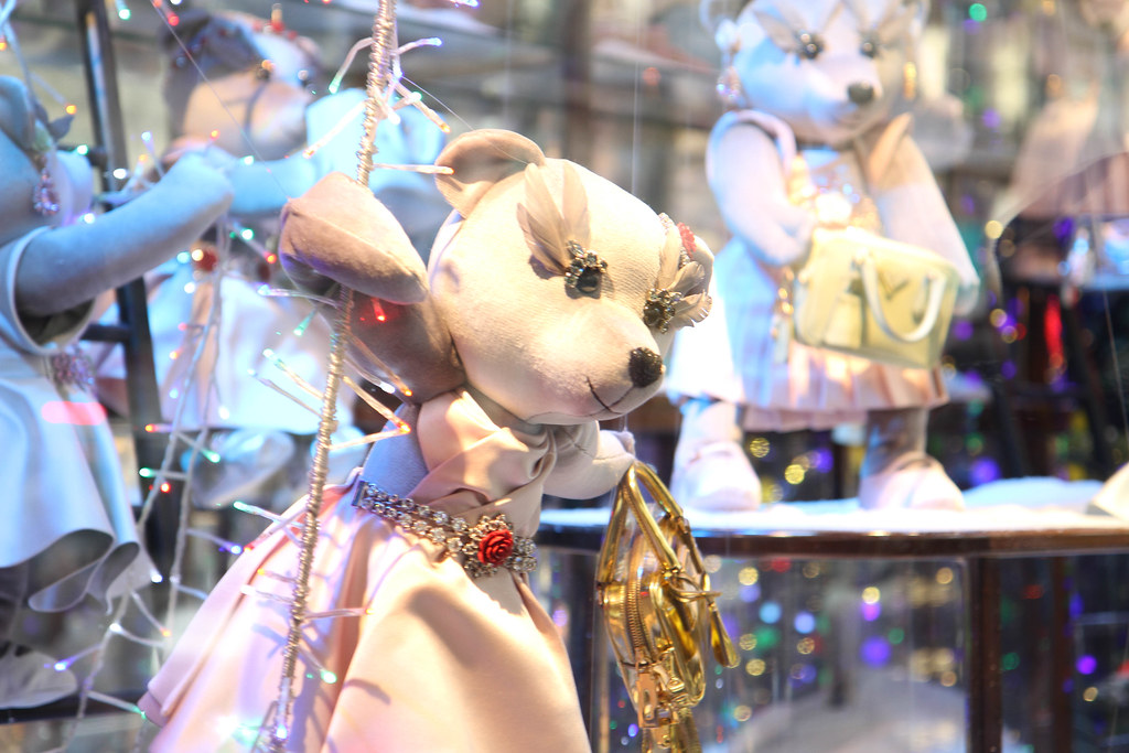 Printemps christmas bears