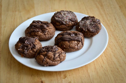 M's Double Chocolate Mint Cookies