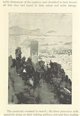 """British Library digitised image from page 331 of """"The Alhambra ... With an introduction by E. R. Pennell. Illustrated with drawings of the places mentioned by J. Pennell"""""""