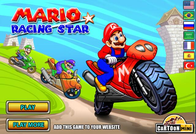 star r games