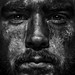 Cracked Shell (Self portrait) by Janos Kerekes