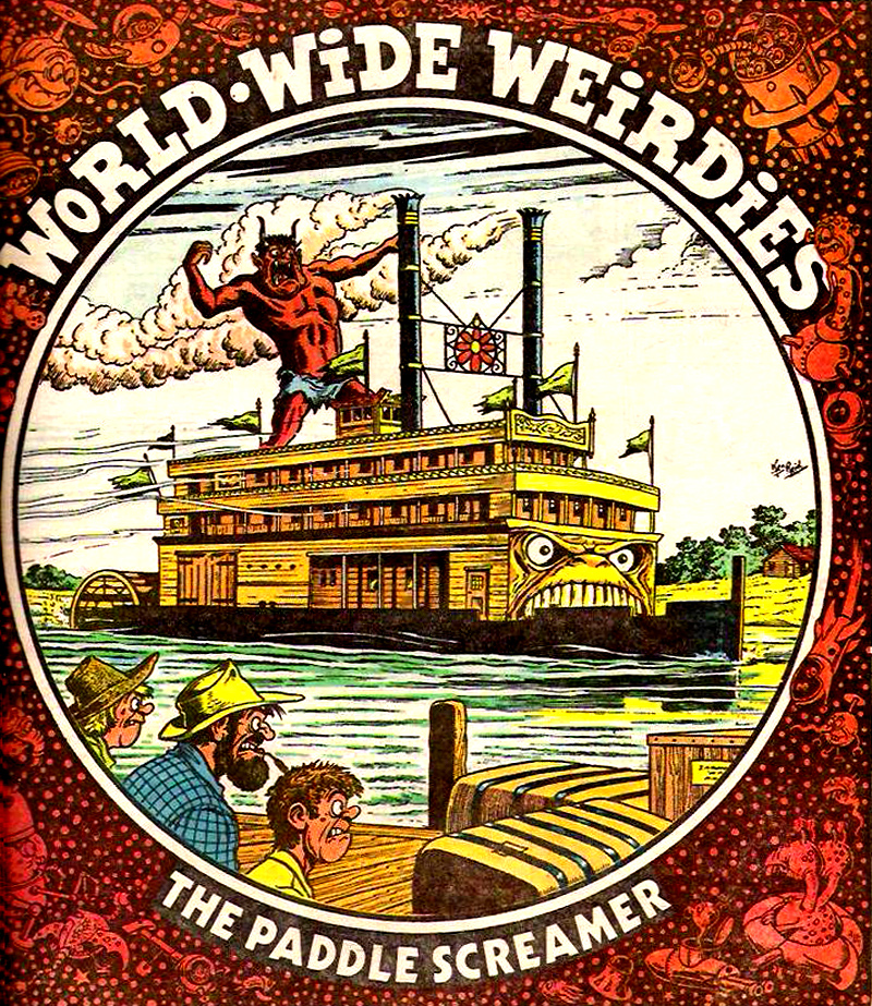 Ken Reid - World Wide Weirdies 110