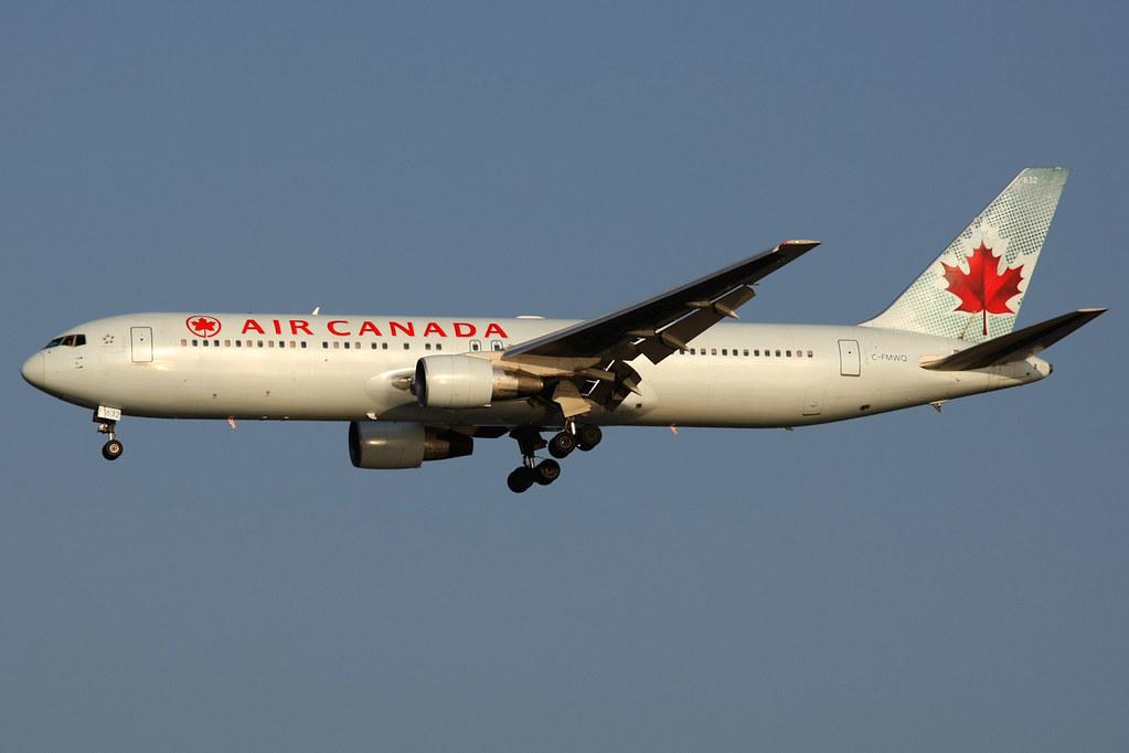 C-FMWQ - B763 - Air Canada Rouge